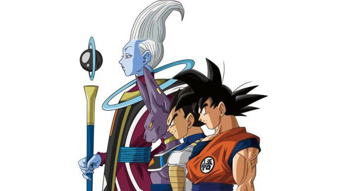 Dragon Ball Super Goku Dépasse Le Super Saïyen Divin Qui