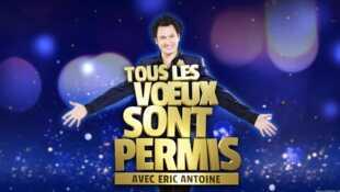 Tous les voeux sont permis avec Eric Antoine 2018