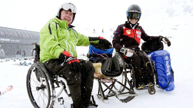 Sports d'hiver high-tech