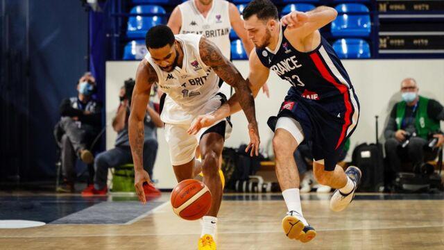 Basket-ball : Qualifications à l'EuroBasket masculin