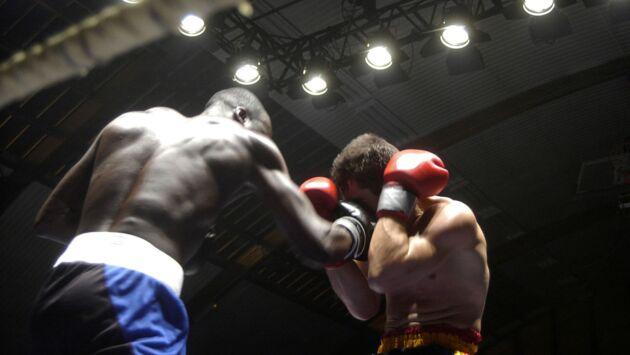 Sport en France Boxing Show