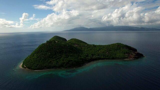 Caraïbes, six îles du vent