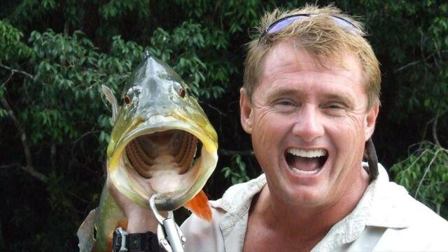 Expédition : pêche en Amazonie