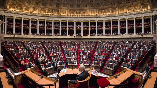 Les travaux de l'Assemblée nationale