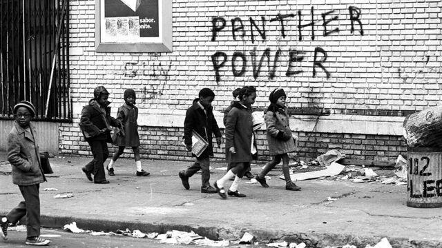 Black panthers : prémices d'une révolution