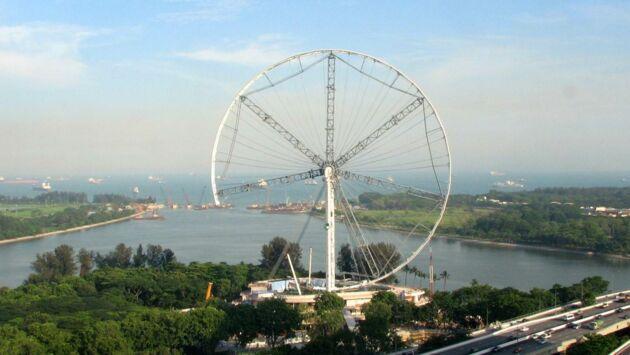 La plus grande roue du monde