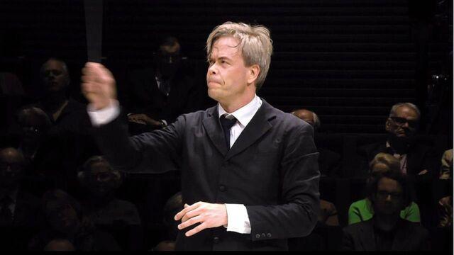 Hannu Lintu et l'Orchestre symphonique de la Radio Finlandaise