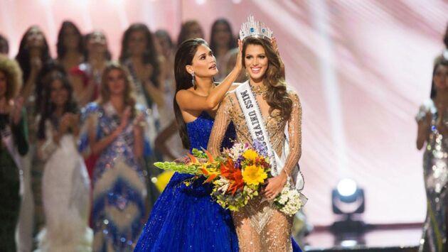 De Miss France à Miss Univers : le fabuleux destin d'Iris