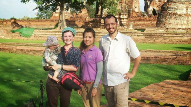 Sur les traces de l'Empire d'Angkor