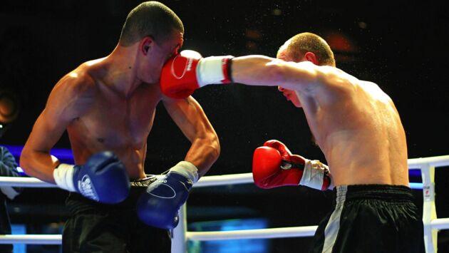Boxe / Championnat du monde