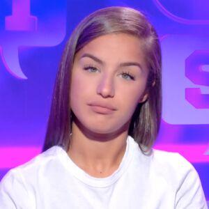 Kamila sa couleur de cheveux