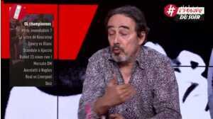 Gros clash entre Jean-Michel Aulas et Didier Roustan dans L'Équipe du soir