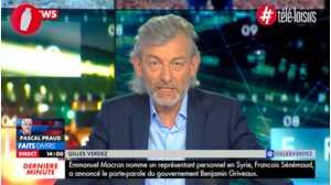 Quand Gilles Verdez commente les programmes de télé-réalité... Le shaker