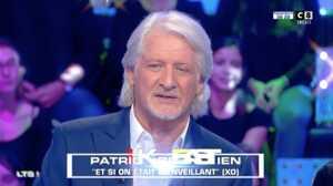 """""""Pas de révérence aux puissants… Autant crever avec panache"""", clame Patrick Sébastien, titillé sur Delphine Ernotte dans Les Terriens"""