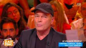 Laurent Baffie revient sur les tensions lors de l'émission Les Grosses têtes avec Cristina Cordula