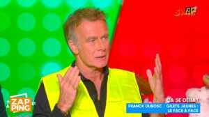 """""""Dévasté"""", Franck Dubosc s'explique après sa vidéo polémique sur les Gilets jaunes"""