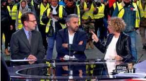 Gilets jaunes  : échange tendu entre Alexis Corbière et la ministre du Travail