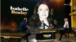 Eric Dupond-Moretti révèle pourquoi il a caché sa relation avec Isabelle Boulay