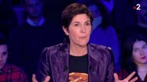 Echange tendu entre Christine Angot et Yann Moix sur le plateau d'ONPC