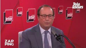 La petite blague de François Hollande après le coup de fil d'Emmanuel Macron à Jean-Marie Bigard
