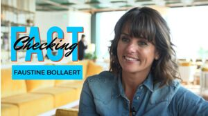 Sa vie privée, son mari Maxime Chattam, les réseaux sociaux... Faustine Bollaert se confie !