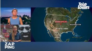 La grosse boulette de France 2 sur une carte des États-Unis !