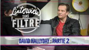 """""""Je ne lis pas ce genre de trucs"""" : David Hallyday réagit aux nombreuses histoires sorties après le décès de son père"""