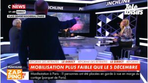Incident sur CNews : un responsable syndical quitte le plateau de Laurence Ferrari après avec une grosse altercation en direct