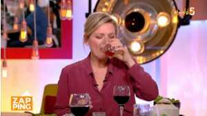 Anne-Elisabeth Lemoine boit cul-sec un verre de rhum face à JoeyStarr et peine à finir l'émission