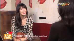 Nolwenn Leroy évoque son couple avec Arnaud Clément avec tendresse