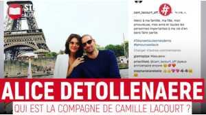 Alice Detollenaere : qui est la compagne de Camille Lacourt ?