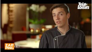 Un candidat de Top Chef explique comment il a perdu son œil