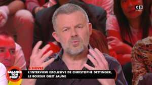 """Eric Naulleau allume le Gilet jaune Maxime Nicolle dans Balance ton post : """"un pauvre type"""", """"un imposteur"""""""