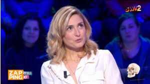 Julie Gayet révèle que Michel Cymes a conseillé François Hollande pour qu'il perde du poids