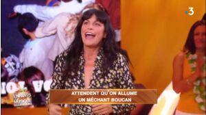 Lio dévoile un sein sur le plateau de l'émission de France 3
