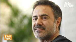 José Garcia ému aux larmes en pleine interview sur Europe 1... Le zapping émotion