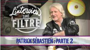 """Patrick Sébastien à propos de ses enfants : """"Je n'ai pas été assez présent"""""""