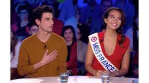 """Ce chanteur met un """"râteau"""" à Vaimalama Chaves (Miss France 2019)"""