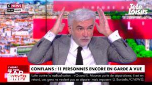 Attentat de Conflans : Pascal Praud en flagrant délit de fake news sur Omar Sy
