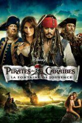 Cinéma : Pirates des Caraïbes : La fontaine de jouvence
