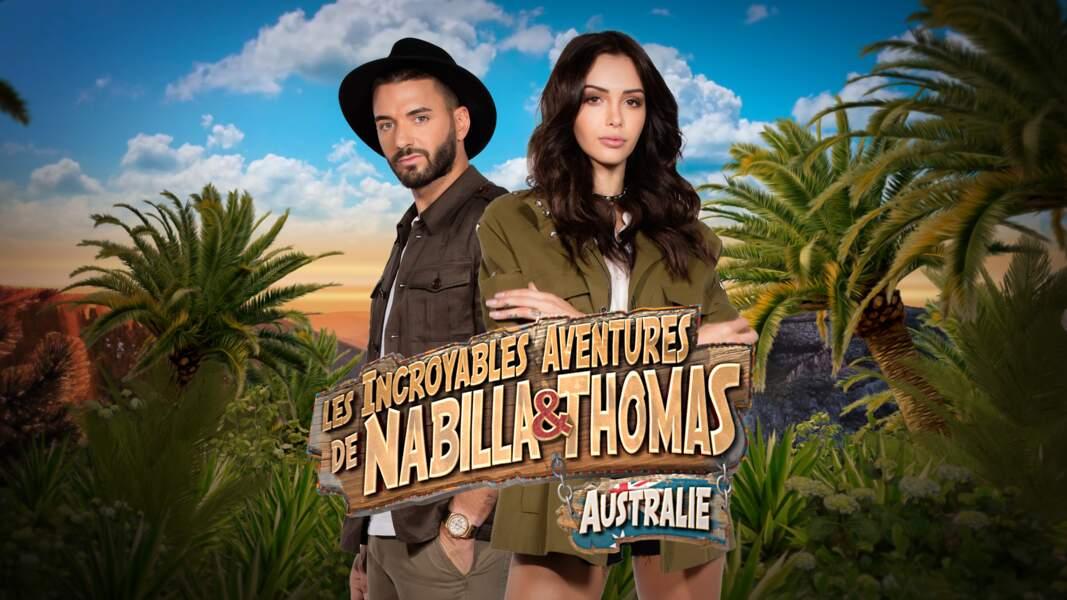 Le 28 août, NRJ 12 donne le coup d'envoi des Incroyables aventures de Nabilla et Thomas en Australie