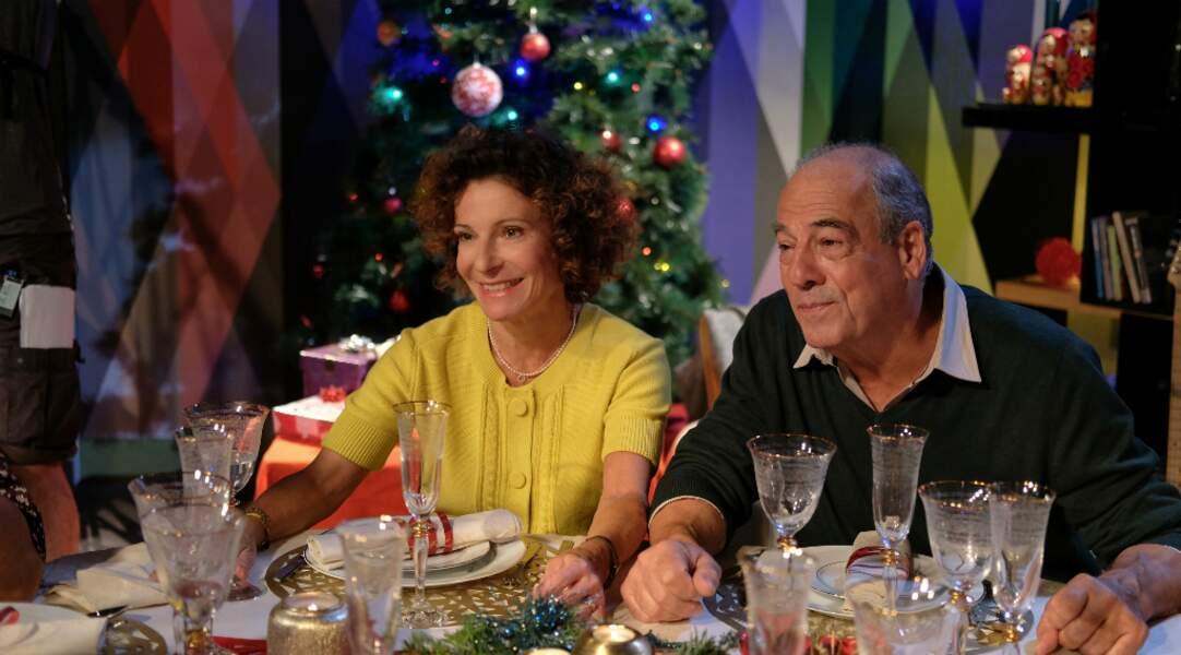 Le 20 décembre, Plus belle la vie a fêté Noël en avance avec un prime spécial sous forme de contes