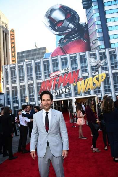 Bienvenue à l'avant-première américaine du film Marvel : Ant-Man et la Guêpe !