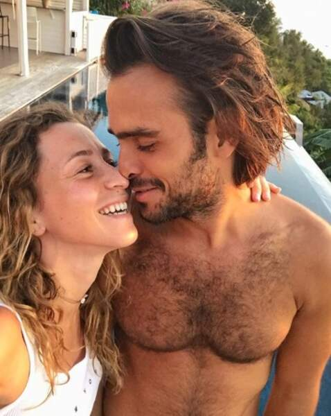 C'est l'amour fou entre Candice et Jérémy de Koh Lanta.