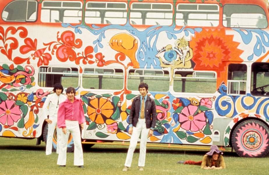 Ah Woodstock... Ses concerts, ses tenues hippie, son langage même !