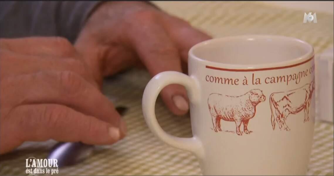 Sympa ce petit mug !