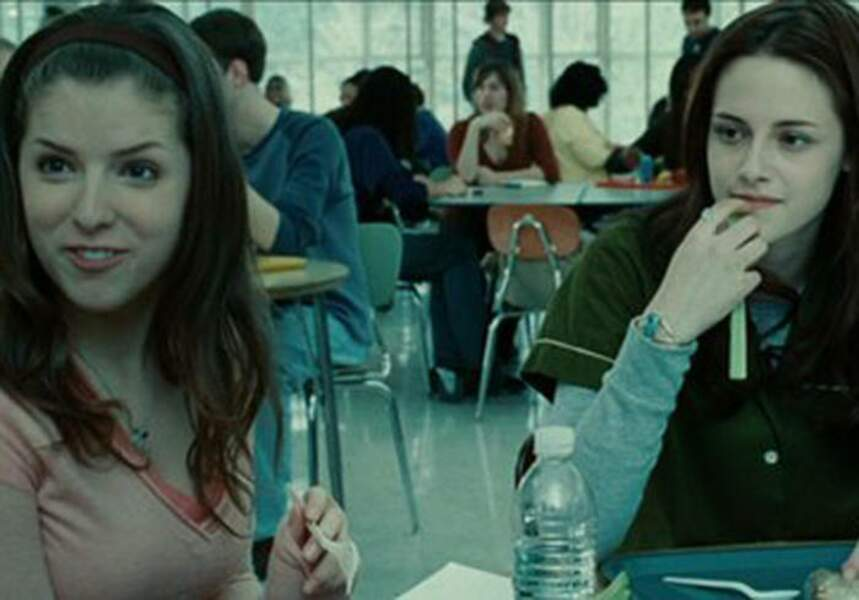 Anna Kendrick est Jessica Stanley, une amie de classe de Bella