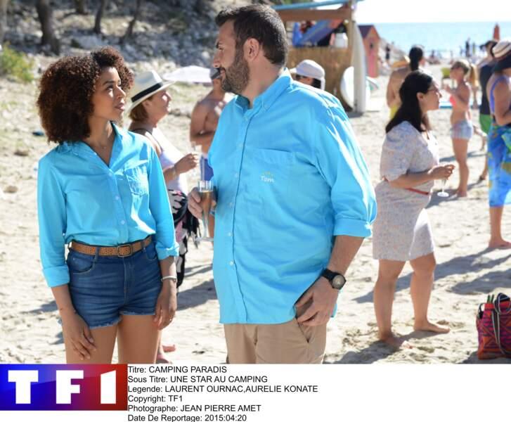 Vous savez où vous avez découvert Aurélie, l'ancienne fiancée de Tom Delormes dans Camping Paradis (TF1) ?