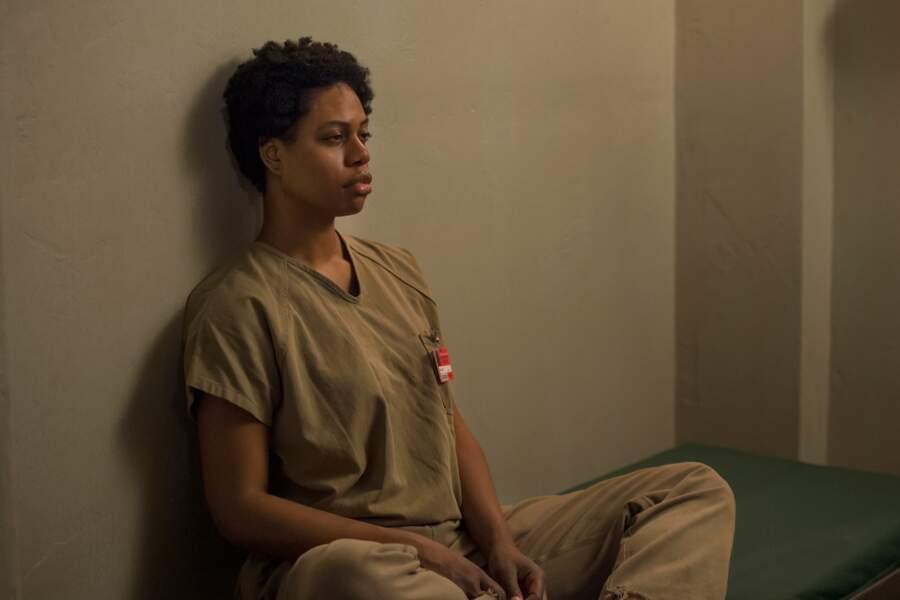 Dans Orange is the New Black, Sophia Burset est un personnage transgenre