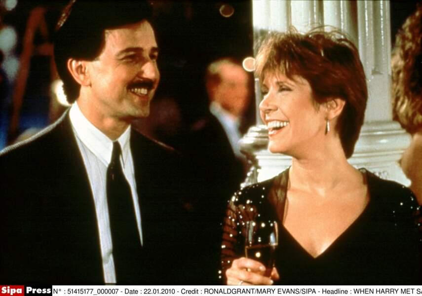 Apparition clin d'oeil dans Quand Harry rencontre Sally (1989)